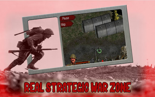 Commando: действие - война для планшетов на Android