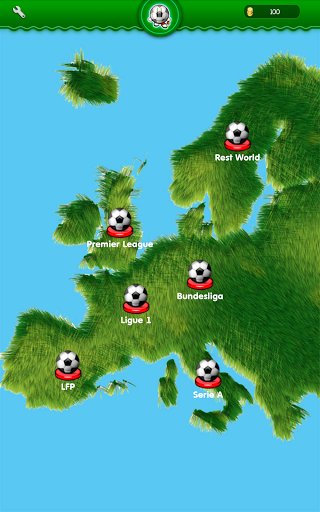 EmojiFootball для планшетов на Android