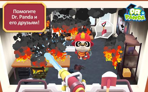 Пожарная команда Dr. Panda скачать на планшет Андроид