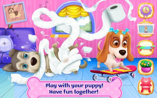 Puppy Life - Secret Pet Party скачать на планшет Андроид