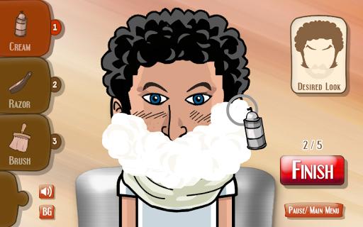 Игра Shave Me на Андроид