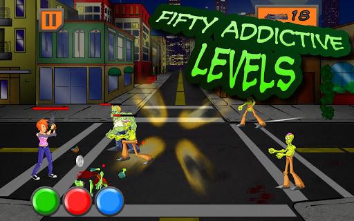 """Игра """"ZomNomNom"""" для планшетов на Android"""