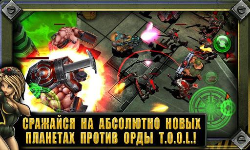 Gun Bros 2 скачать на планшет Андроид