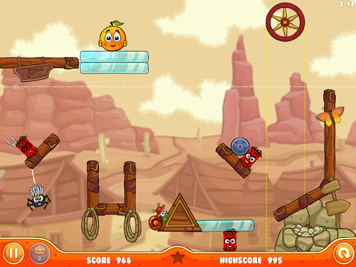 Игра Cover Orange: Путешествие для планшетов на Android
