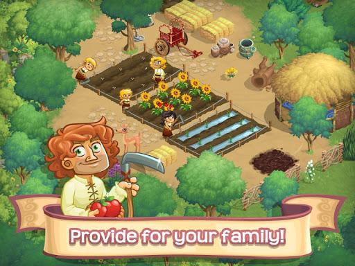 Игра Village Life: Love & Babies для планшетов на Android