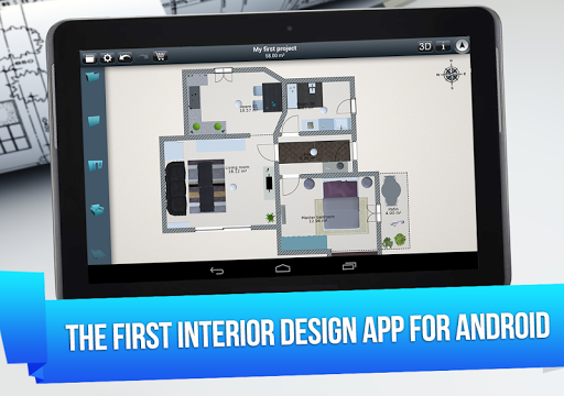 HOME DESIGN 3D для планшетов на Android