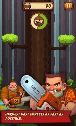Timber Story на Андроид