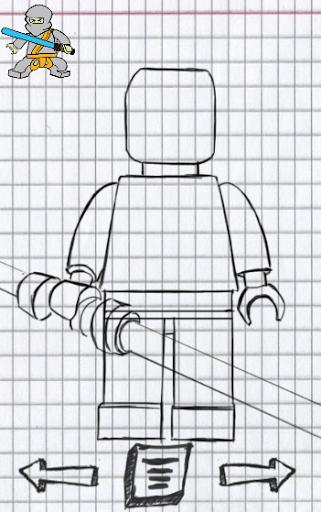 Рисуем героев по шагам скачать на планшет Андроид