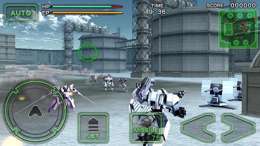 Destroy Gunners SP Ice Burn II скачать на Андроид