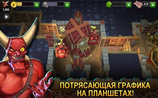 Игра Dungeon Keeper на Андроид