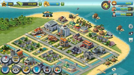 City Island 3: Строительный Sim для планшетов на Android