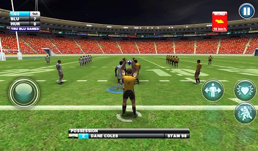Игра Jonah Lomu Rugby: Gold Edition на Андроид