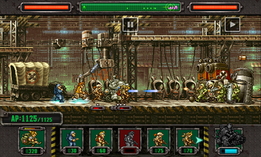Игра METAL SLUG DEFENSE на Андроид