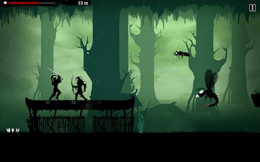Игра Dark Lands на Андроид