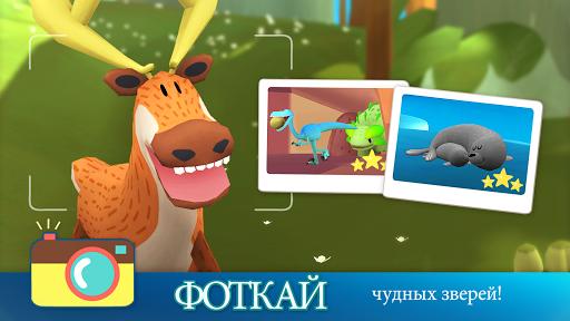 Snapimals: Находи зверушек! скачать на Андроид