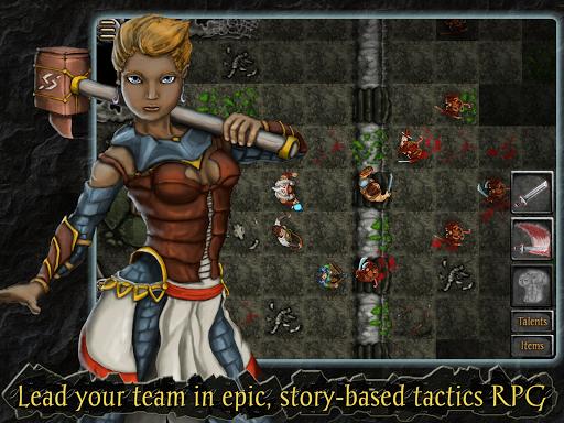 Игра Heroes of Steel для планшетов на Android