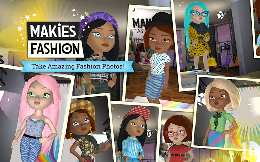 Makies Fashion для планшетов на Android