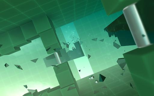 Игра Smash Hit для планшетов на Android