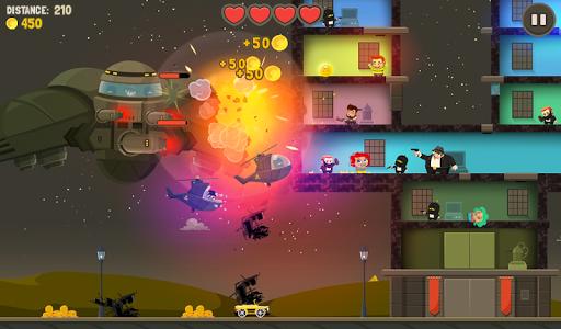Игра Aliens Drive Me Crazy для планшетов на Android