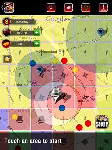 Игра City Domination для планшетов на Android