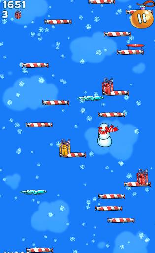 Снеговик спасает Новый Год на Андроид
