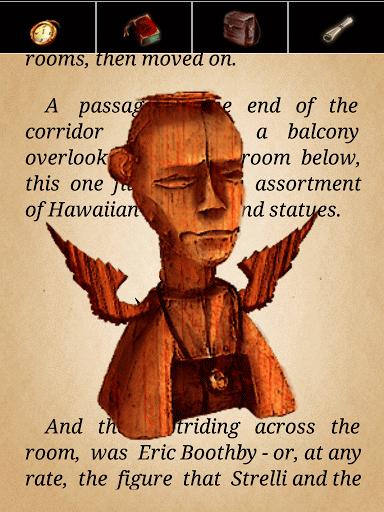 ArcanaAgency Thief of Memories на Андроид