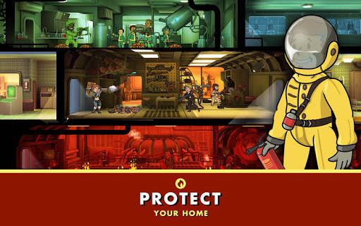 Fallout Shelter скачать на Андроид