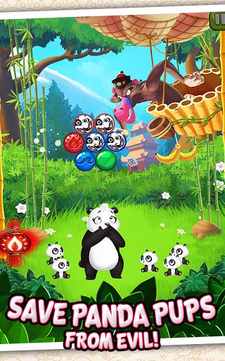 Игра Panda Pop для планшетов на Android