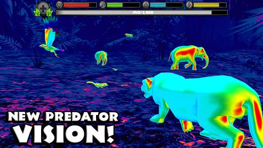 Panther Simulator для планшетов на Android