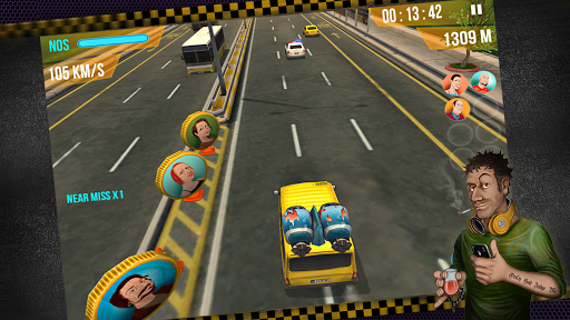Игра Dolmus Driver на Андроид