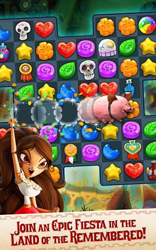 Book of Life: Sugar Smash для планшетов на Android