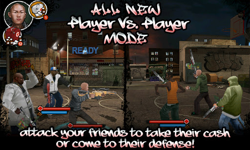 "Игра ""Big Time Gangsta"" для планшетов на Android"