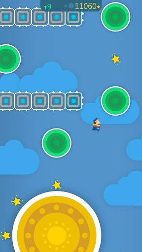 Прыгающий Герой скачать на Андроид