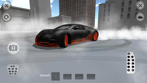 Super Sport Car Simulator на Андроид