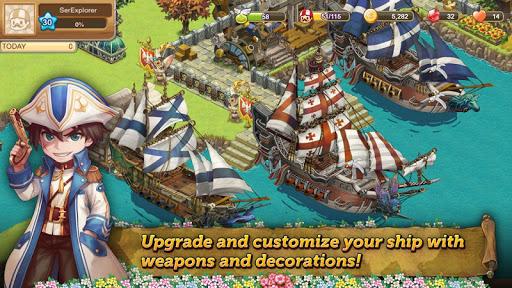 Ocean Tales для планшетов на Android