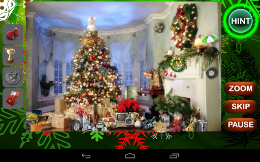 Christmas Hidden Objects для планшетов на Android