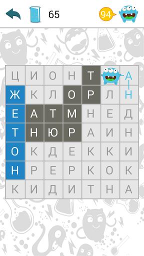 Филворды: поиск слов на Андроид