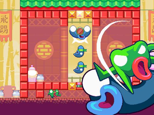 Green Ninja: Year of the Frog на Андроид