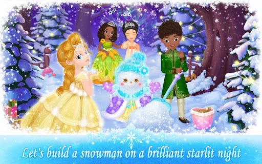 Princess Libby: Frozen Party скачать на Андроид