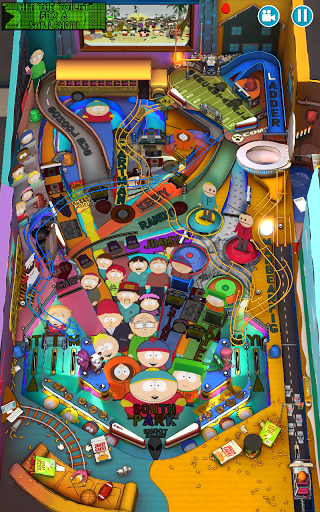 South Park™: Pinball для планшетов на Android