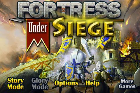 Игра Fortress Under Siege для планшетов на Android