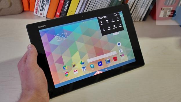 Sony Xperia Z2 Tablet - обзор планшета + видеообзор