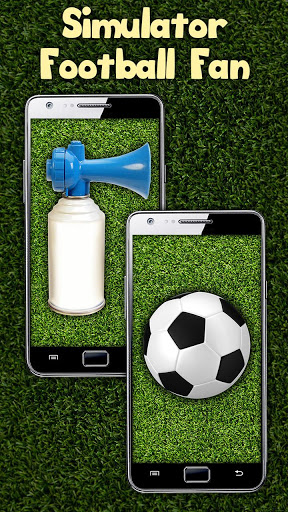 Игра Симулятор Футбол Болельщик для планшетов на Android