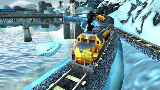 Train Simulator Апхилл Drive скачать на планшет Андроид