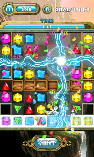 """Игра """"Raraku Jewels HD"""" на Андроид"""