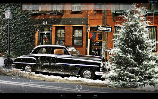 Winter 2016 Free LWP скачать на Андроид
