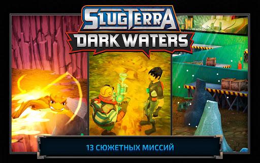 Слагтерра: Темные Воды скачать на Андроид