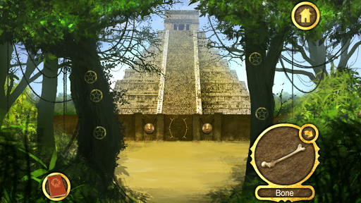 Игра Mystery of the Lost Temples для планшетов на Android