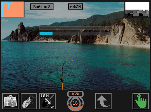 Рыбалка PRO (full) скачать на планшет Андроид