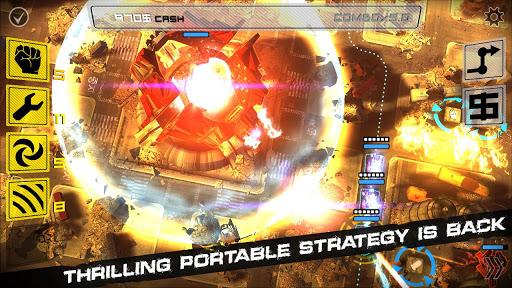 """Игра """"Anomaly Korea"""" для планшетов на Android"""